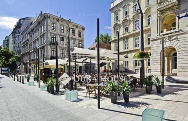 Budapest, V. kerület Királyi Pál utca