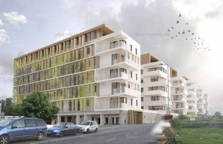 Budapest új építésű lakás eladó, Albertfalván, 3 szobás