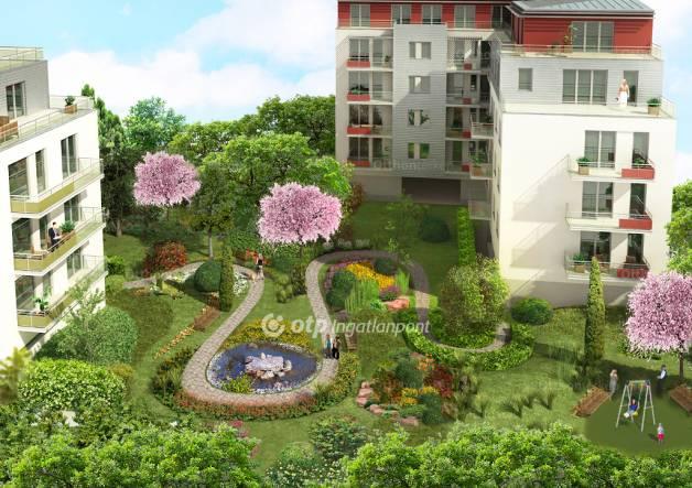 Budapest, lakás eladó, Angyalföld, 2+1 szobás, új építésű