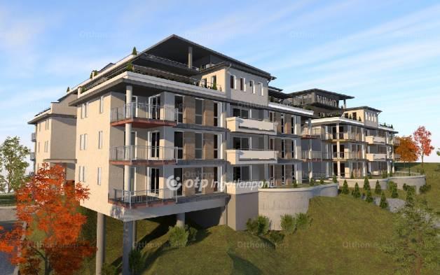 Új Építésű eladó lakás Miskolc, 1+1 szobás