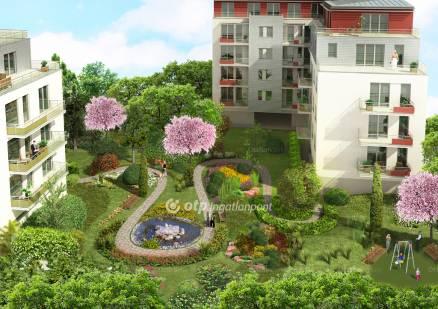 Budapesti új építésű eladó lakás, Angyalföld, 2 szobás