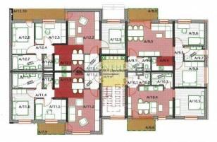 Fertődi lakás eladó, 81 négyzetméteres, 3 szobás