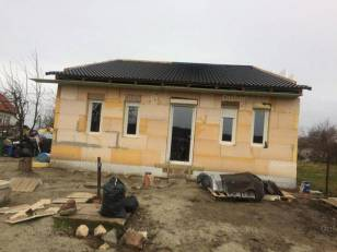 Kerepes családi ház eladó, Szabadság út, 1+1 szobás, új építésű