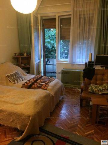 Budapesti eladó lakás, 1 szobás, 35 négyzetméteres