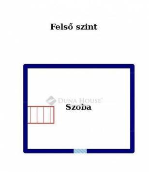 Szigetszentmárton ház eladó, Gát utca, 2 szobás