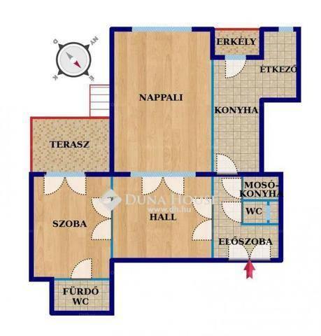 Eladó 2 szobás lakás Istvánmezőn, Budapest, Cházár András utca