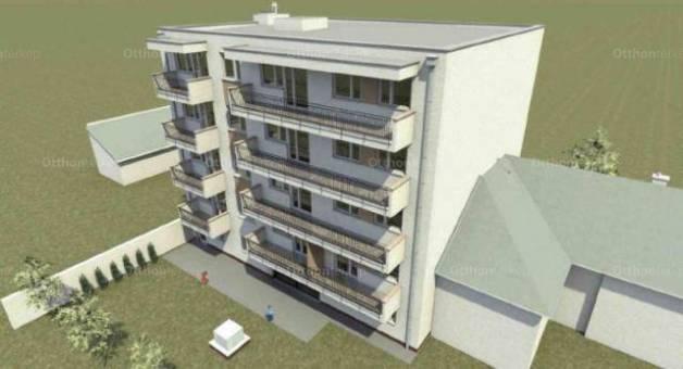 Eladó lakás Budapest, 1 szobás, új építésű