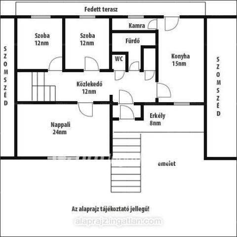 Petőfibánya eladó családi ház a Hegyalja utcában