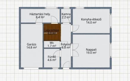 Eladó 3 szobás Szeged a Fürj utcában