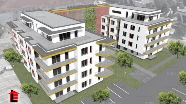 Győr új építésű lakás eladó, 2+2 szobás