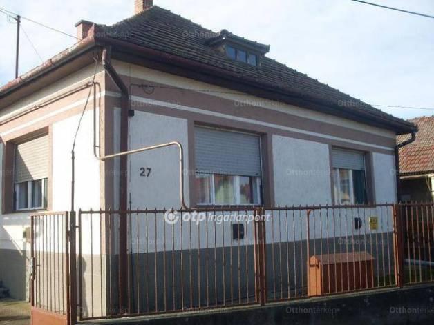 Csány eladó családi ház a Major utcában