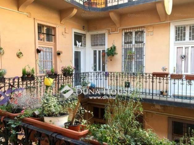 Budapest, VII. kerület Nefelejcs utca