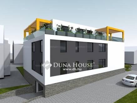 Eladó 2+1 szobás új építésű lakás Pécs a Tiborc közben