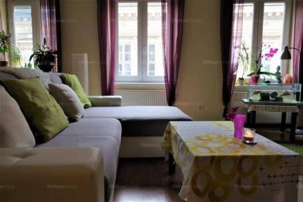 Budapest eladó lakás, Palotanegyed, Mária utca, 51 négyzetméteres