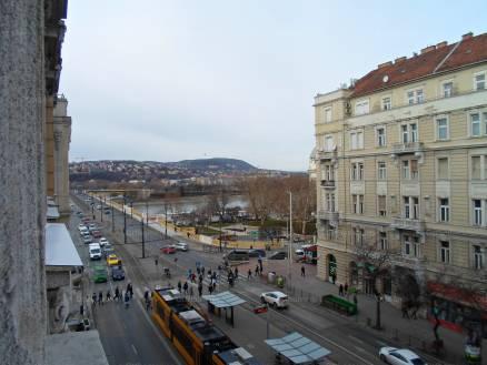 Budapest, V. kerület Szent István körút