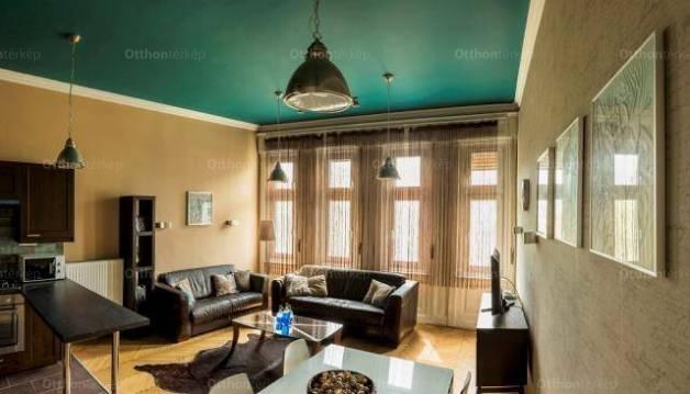 Kiadó lakás, Budapest, Terézvárosban, 80 négyzetméteres