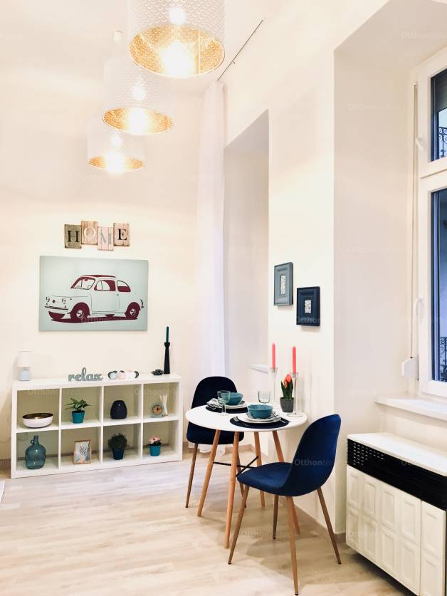 Eladó lakás Budapest, Erzsébetváros, Dembinszky utca 9., 1 szobás