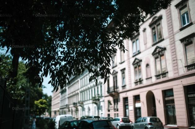 Budapest, VII. kerület Dembinszky utca 6.