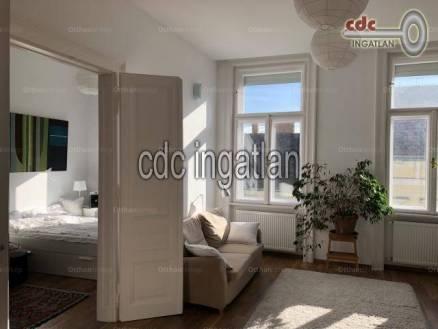 Kiadó lakás, Budapest, Ferencvárosi rehabilitációs terület, Liliom utca, 3 szobás