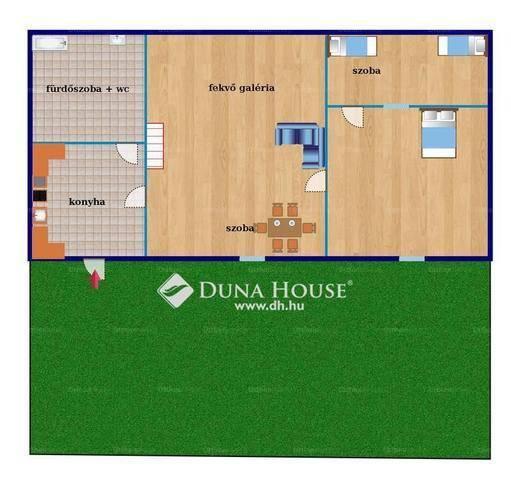 Budapest eladó lakás, Újpest, Illek Vince utca, 41 négyzetméteres