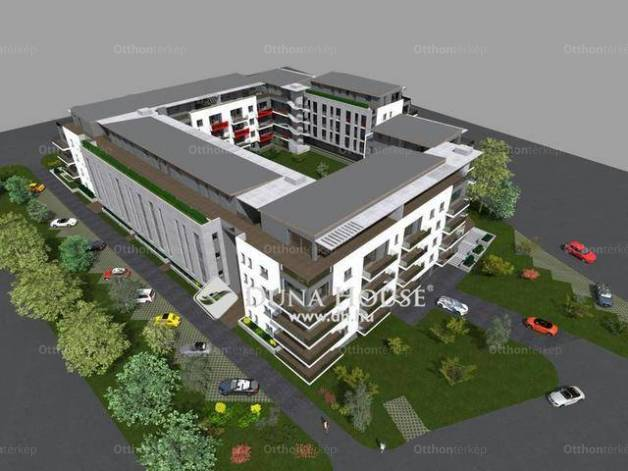 Tatabánya új építésű lakás eladó, 1+1 szobás