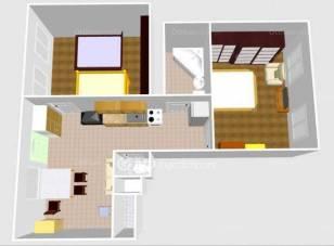 Eladó lakás Józsefvárosban, VIII. kerület Őr utca, 2 szobás
