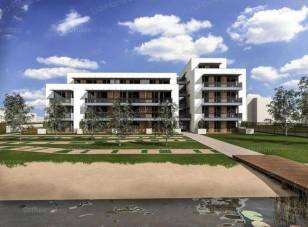 Eladó 1+3 szobás lakás Fonyód, új építésű