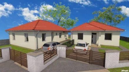 Új Építésű eladó ikerház Nyúl, 3 szobás