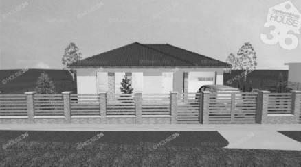 Új Építésű családi ház eladó Ballószög, 137 négyzetméteres