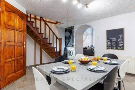 Budapest 3+3 szobás lakás eladó