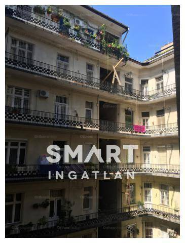 Budapesti lakás eladó, Terézvárosban, Király utca, 1 szobás