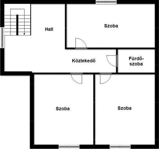 Martfű családi ház eladó, 5 szobás