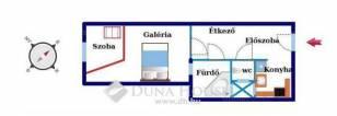 Eladó lakás, Budapest, Erzsébetváros, Szinva utca, 1 szobás