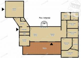 Kecskemét családi ház eladó, Úrihegy, 9 szobás