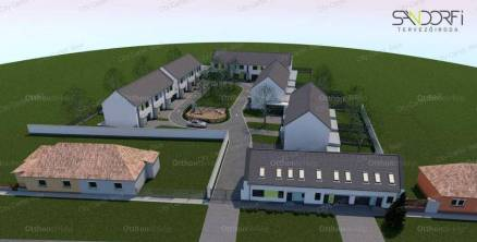 Új Építésű eladó sorház Baja, 3 szobás
