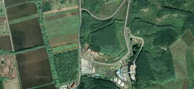 Egerszalóki telek eladó, 8778 négyzetméteres