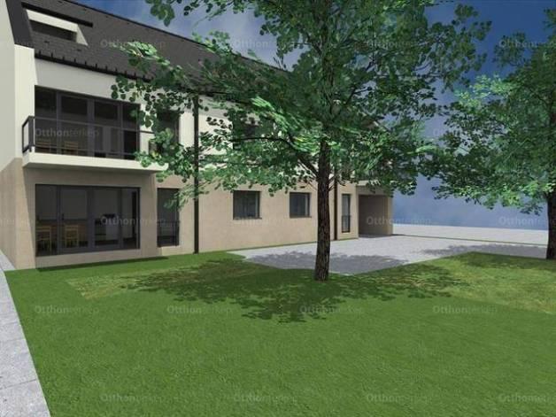 Pécs új építésű, 3 szobás