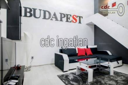 Budapest eladó lakás Erzsébetvárosban a Peterdy utcában, 54 négyzetméteres