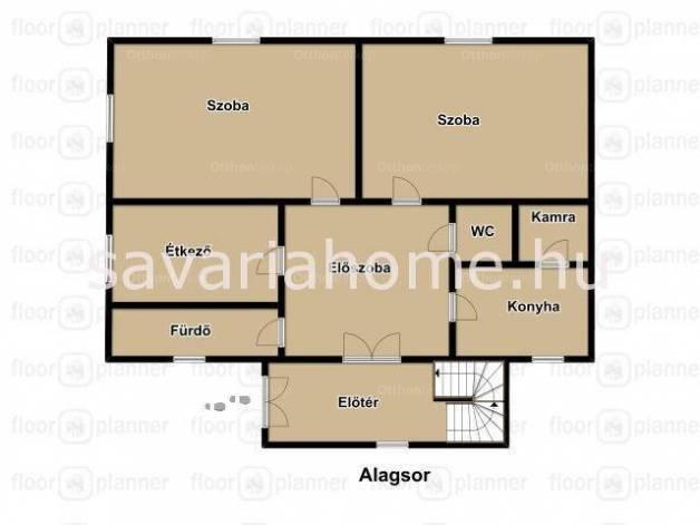 Eladó, Szombathely, 8 szobás