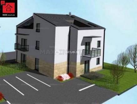 Budaörsi új építésű lakás eladó, 37 négyzetméteres, 1+1 szobás