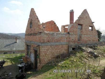 Zánka új építésű családi ház eladó, 3 szobás
