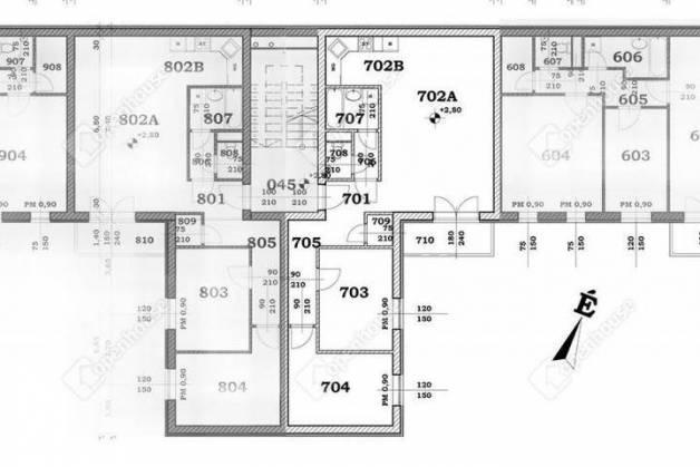 Székesfehérvári új építésű lakás eladó, 76 négyzetméteres, 3 szobás