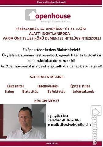 Gyula telek eladó