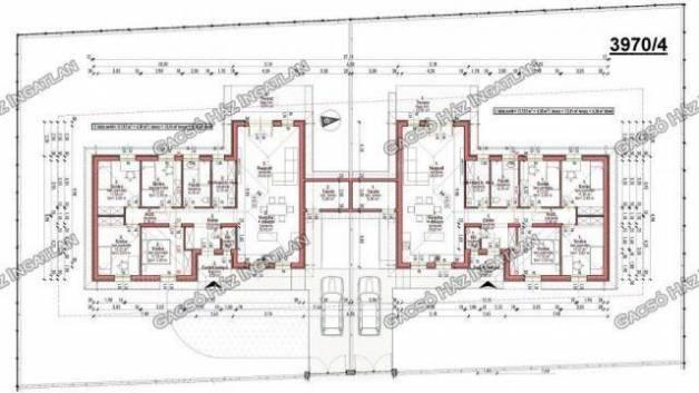 Eladó ikerház Pécel, 2+3 szobás