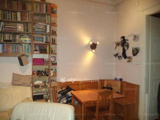 Budapest eladó lakás Ferencvárosi rehabilitációs területen a Mester utcában, 63 négyzetméteres