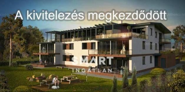 Új Építésű lakás eladó Kecskemét, a Garai Zoltán utcában, 63 négyzetméteres