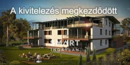 Kecskeméti új építésű lakás eladó a Garai Zoltán utcában, 65 négyzetméteres