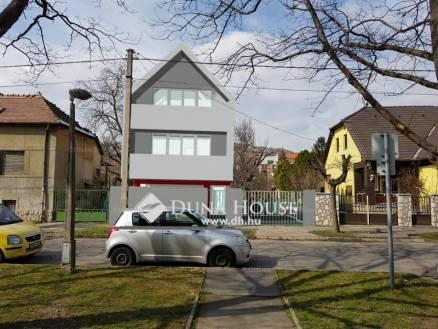 Pécsi új építésű lakás eladó a Madarász Viktor utcában, 43 négyzetméteres