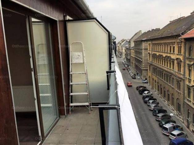 Budapest, VI. kerület Csengery utca
