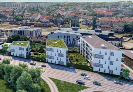 Győr 3 szobás új építésű lakás eladó